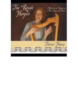 Royale Harpist