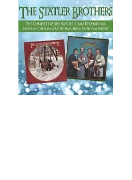 Complete Mercury Christmas Recordings featuring The Albums: Christmas Card & Christmas Present