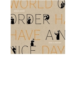 HAVE A NICE DAY (Blu-ray+CD)