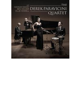Derek Paravicini Quartet
