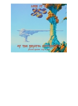 Like It Yes: Yes At The Bristol Hippodrome (+dvd)