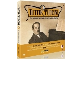 トゥット・プッチーニ~オペラ全集(11DVD)