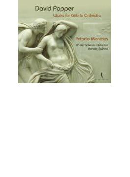Cello Concerto, 2, Works For Cello & Orch: Meneses(Vc) Zollman / Basel So
