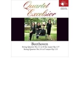 String Quartet, 12, 16, : Quartet Excelsior クァルテット・エクセルシオ