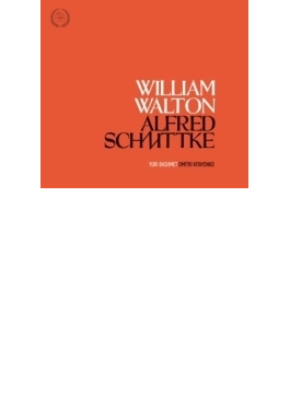 ウォルトン:ヴィオラ協奏曲、シュニトケ:パッサカリア バシュメット、キタエンコ&モスクワ・フィル