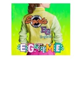E.G. TIME (2CD+Blu-ray)【初回限定盤】