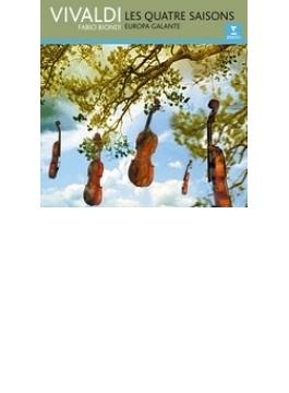 Four Seasons, Violin Concertos: Biondi(Vn) Europa Galante
