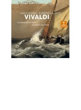 La Tempesta Di Mare-concertos: Biondi(Vn) Europa Galante