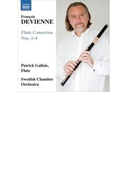 フルート協奏曲集第1集 ガロワ、スウェーデン室内管弦楽団