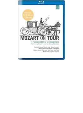 『旅路のモーツァルト~内田光子、ルプー、アシュケナージほかによる14のピアノ協奏曲+ドキュメンタリー』