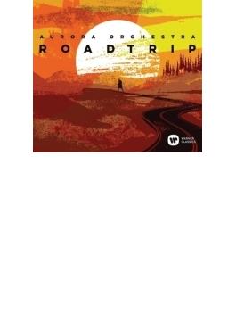 『ロードトリップ~コープランド:アパラチアの春、アダムズ:室内交響曲、アイヴズ、他』 コロン&オーロラ管