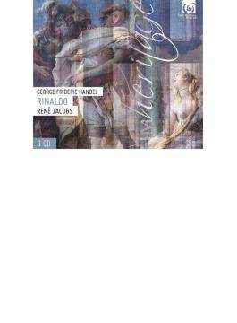 『リナルド』全曲 ヤーコプス&フライブルク・バロック管、ジュノー、カルナ、他(2002 ステレオ)(3CD)