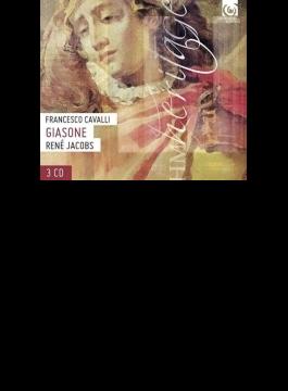 『ジャゾーネ』全曲 ヤーコプス&コンチェルト・ヴォカーレ、チャンス、ドゥボスク、他(1988 ステレオ)(3CD)