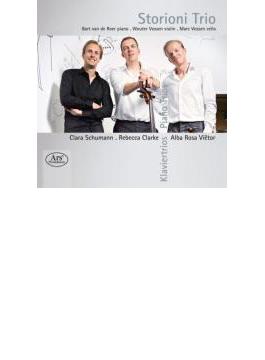 C.schumann, R.clarke, Vietor: Piano Trio: Storioni Trio (Hyb)