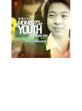 Brendan Goh: Moments Of Youth-j.s.bach, Schumann, Faure, Haydn, Cassado, Piazzolla, Paganini (Hyb)