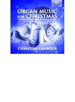 クリスマスのためのオルガン曲集 クリスチャン・ランボー