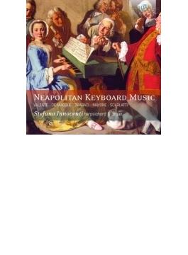 ナポリの鍵盤楽器のための作品集 インノチェンティ