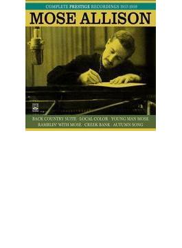 Complete Prestige Recordings 1957-1959 Mose Allison