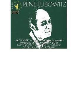 Leibowitz: Rossini: Overtures, Waldteufel, Chabrier, Falla, Wagner, Bizet, Mussorgsky, Etc