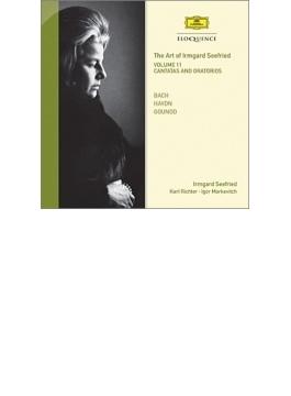 イルムガルト・ゼーフリート 第11集:バッハ、ハイドン、グノーの宗教作品より