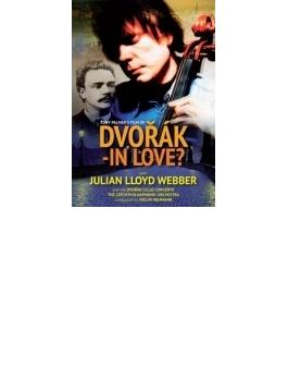 Dvorak-in Love? Dvorak: Cello Concerto: J.lloyd Webber(Vc) Neumann / Czech Po