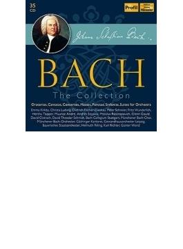 『バッハ・ザ・コレクション』 リヒター、グールド、リリング、他(35CD)