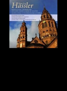 Sacred Choral Music: Storck / Mainzer Domchor & Domblaser Domkantorei St Martin Mainzer