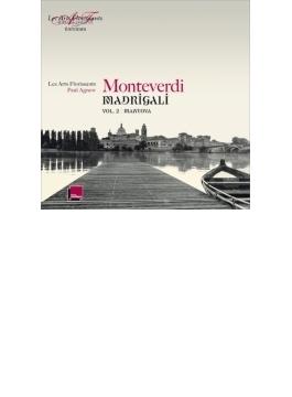 『マドリガーレ集~マントヴァ』 ポール・アグニュー&レザール・フロリサン