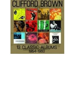 13 Classic Albums: 1954-1960 (Box)