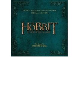 Hobbit: The Battle Of The Five Armies (Ltd)(Dled)
