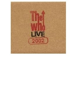 Live: Dallas Tx 9 / 21 / 02