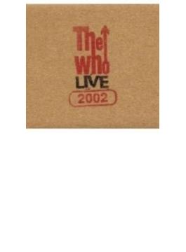 Live: Tinley Park Il 8 / 24 / 02