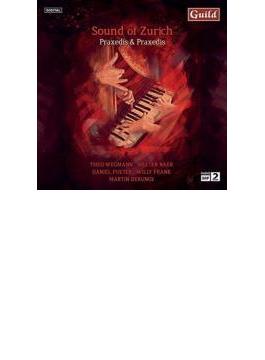 Sound Of Zurich: Works For Harp & Piano: Praxedis & Praxedis