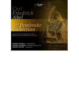 ペンブルック・コレクション第2巻 トマス・フリッチュ、ショーンハイト、マッツケ
