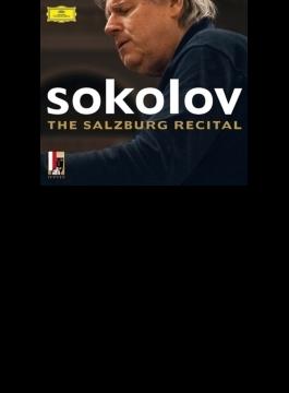 グリゴリー・ソコロフ ザルツブルク・リサイタル2008~ショパン、モーツァルト、スクリャービン(2CD)
