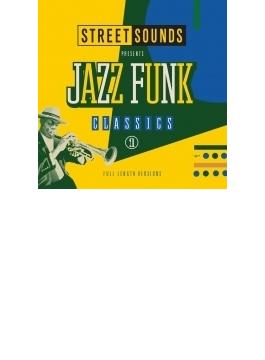 Street Sounds: Jazz Funk Classics