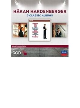 ハイドン:トランペット協奏曲、バートウィッスル:エンドレス・パレード、トランペットとオルガンによる音楽集 ハーデンベルガー、マリナー、ハワーズ、他(3CD)