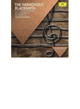 『調子の良い鍛冶屋~チェンバロ名曲集』 ピノック