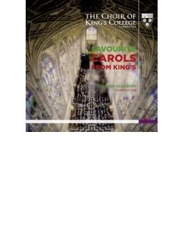 『フェイヴァリット・キャロルズ・フロム・キングズ』 クレオベリー&キングズ・カレッジ合唱団