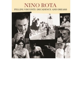 Fellini, Visconti: Decadence & Dreams