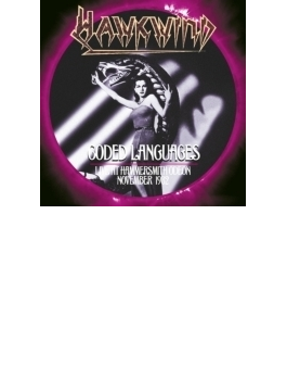 Coded Languages - Live At Hammersmith Odeon Nov '82