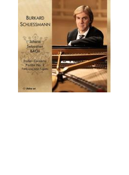 (Piano)schliessmann Rto, Chromatic Fantasia & Fugue, Etc: Schliessmann(P) (Hyb)