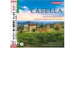 Sym, 3, Italia, Etc: Noseda / Bbc Po