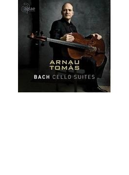 無伴奏チェロ組曲全曲 アルナウ・トマス(2CD)
