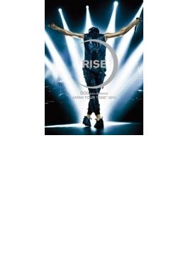 """SOL JAPAN TOUR """"RISE"""" 2014 【初回生産限定盤】 (2DVD+PHOTOBOOK)"""