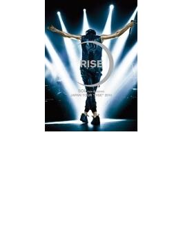 """SOL JAPAN TOUR """"RISE"""" 2014 【通常盤】 (2DVD)"""