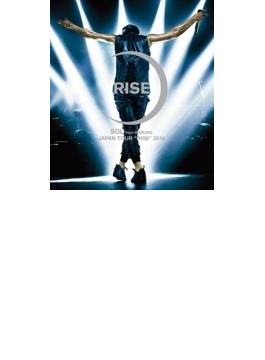 """SOL JAPAN TOUR """"RISE"""" 2014 【通常盤】 (2Blu-ray)"""
