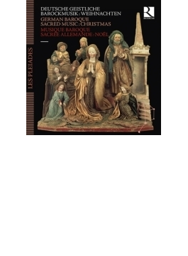German Baroque Sacred Music-christmas: Ricercar Consort Namur Chamber Cho Ex Tempore Etc