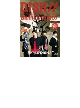 BATTLE☆DISH// VOL.3 【HMV・Loppi限定】(Blu-ray)