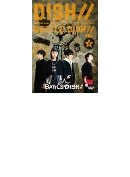 BATTLE☆DISH// VOL.2 【HMV・Loppi限定】(DVD)